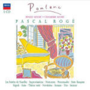 CD Musica per pianoforte - Musica da camera di Francis Poulenc
