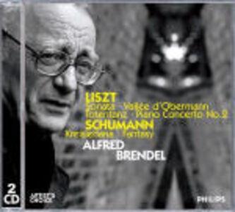 Foto Cover di Sonata - Vallée d'Obermann - Totentanz / Kreisleriana - Concerto per pianoforte n.2, CD di AA.VV prodotto da Philips