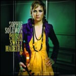 CD Poison Sweet Madeira di Sophie Solomon