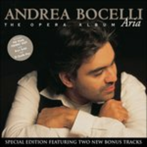CD Aria di Andrea Bocelli
