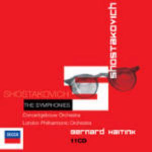 CD Sinfonie complete di Dmitri Shostakovich