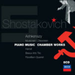 CD Piano Music - Chamber Works di Dmitri Shostakovich