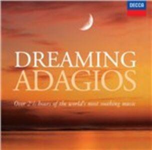 Foto Cover di Dreaming Adagios, CD di  prodotto da Decca