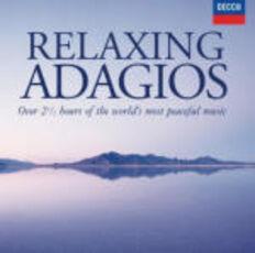 CD Relaxing Adagios