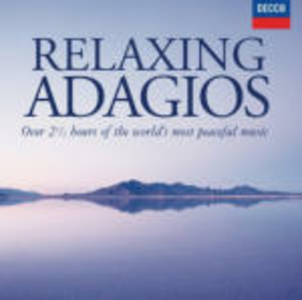 CD Relaxing Adagios