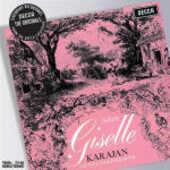 CD Giselle Herbert Von Karajan Adolphe Adam Wiener Philharmoniker