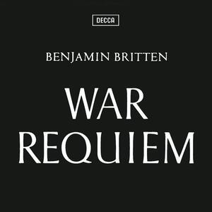 War Requiem - CD Audio di Benjamin Britten,Galina Vishnevskaya,Peter Pears,London Symphony Orchestra