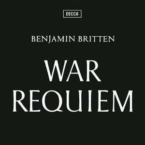 CD War Requiem di Benjamin Britten