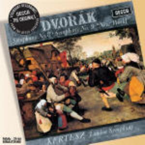 Sinfonie n.8, n.9 - CD Audio di Antonin Dvorak,Istvan Kertesz,London Symphony Orchestra
