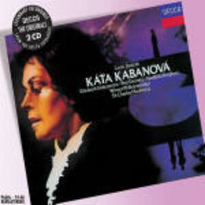 Foto Cover di Kata Kabanova, CD di AA.VV prodotto da Decca