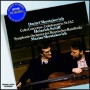CD Concerti per violoncello di Dmitri Shostakovich