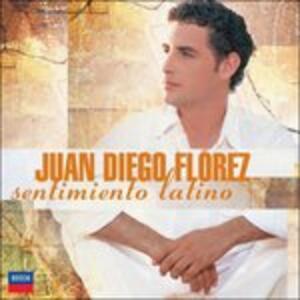 Sentimiento Latino - CD Audio di Juan Diego Florez
