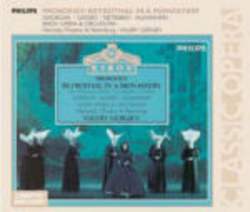 CD Matrimonio al convento di Sergei Sergeevic Prokofiev