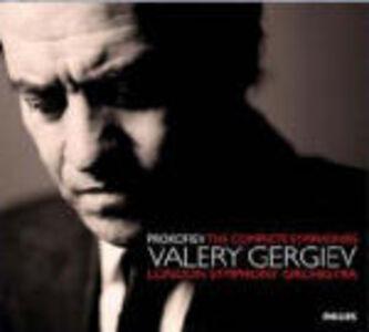 Foto Cover di Sinfonie complete, CD di AA.VV prodotto da Philips