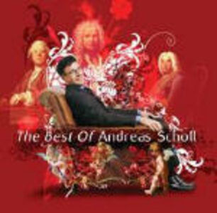 CD The Best of Andreas Scholl