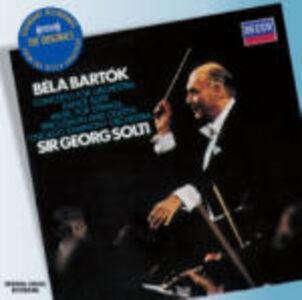 CD Concerto per orchestra - Dance Suite di Bela Bartok