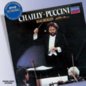 CD Orchestral Music di Giacomo Puccini