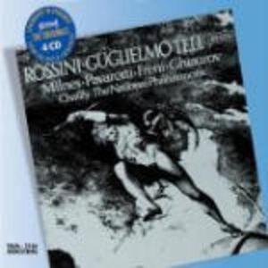 CD Guglielmo Tell di Gioachino Rossini