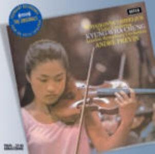 CD Concerti per violino Jean Sibelius , Pyotr Il'yich Tchaikovsky