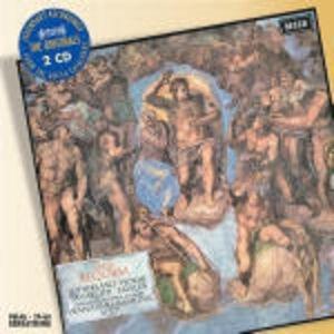 CD Quattro pezzi sacri di Giuseppe Verdi