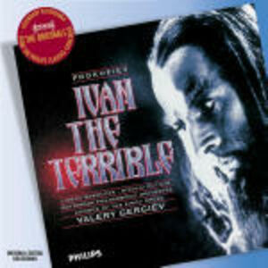 CD Ivan il Terribile di Sergei Sergeevic Prokofiev
