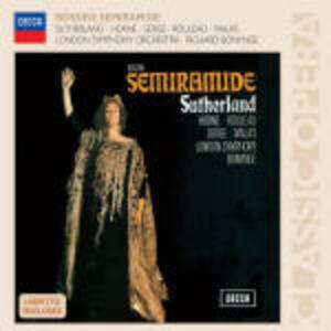 Semiramide - CD Audio di Gioachino Rossini,Marilyn Horne,Joan Sutherland,Richard Bonynge,London Symphony Orchestra