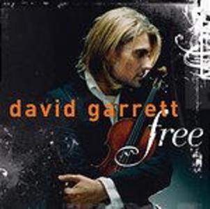 Free - CD Audio di David Garrett