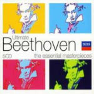 Foto Cover di Ultimate Beethoven. The Essential Masterpieces, CD di Ludwig van Beethoven, prodotto da Decca