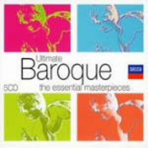 Ultimate Baroque. The Essential Masterpieces - CD Audio