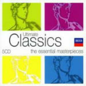 CD Ultimate Classics. The Essential Masterpieces