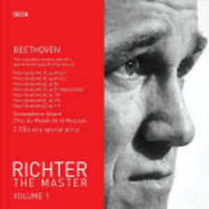 CD Sonate per pianoforte n.20, n.22, n.23, n.30, n.31, n.32 di Ludwig van Beethoven