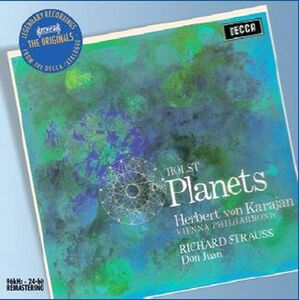 CD I pianeti (The Planets) / Don Juan Richard Strauss , Gustav Holst