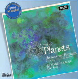 CD I pianeti (The Planets) / Don Juan Richard Strauss , Gustav Holst