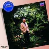 CD Sinfonia n.1 Gustav Mahler Georg Solti