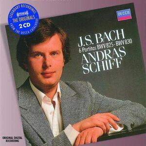 CD Partite di Johann Sebastian Bach