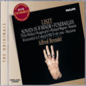 CD Sonata in Si minore di Franz Liszt