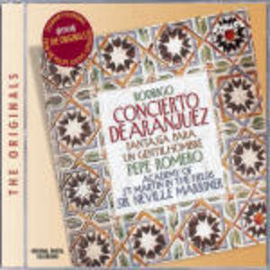 Foto Cover di Concerto di Aranjuez - Fantasia para un gentilhombre, CD di AA.VV prodotto da Philips