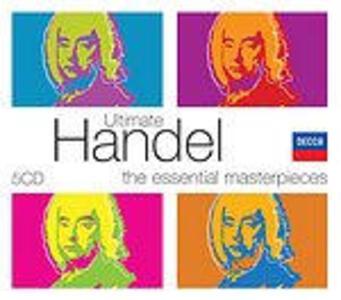 Ultimate Händel. The Essential Masterpieces - CD Audio di Georg Friedrich Händel