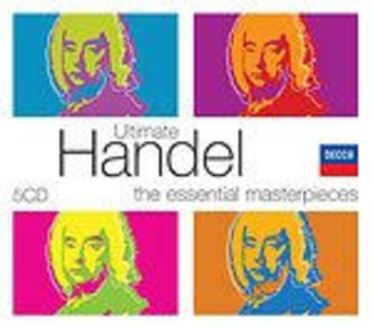 CD Ultimate Händel. The Essential Masterpieces di Georg Friedrich Händel