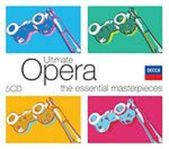 CD Ultimate Opera. The Essential Masterpieces