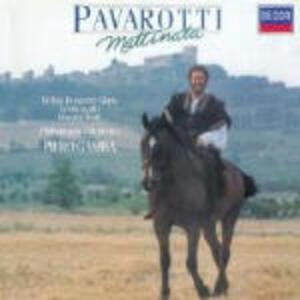 Mattinata - CD Audio di Luciano Pavarotti