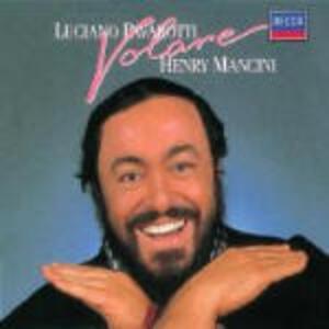 Volare - CD Audio di Luciano Pavarotti