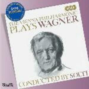 CD The Vienna Philharmonic plays Wagner di Richard Wagner