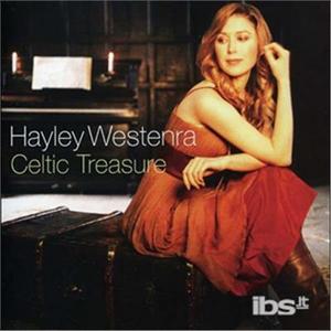 CD Celtic Treasure di Hayley Westenra