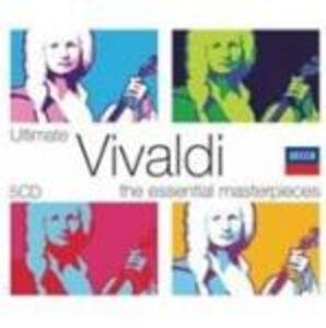 CD Ultimate Vivaldi di Antonio Vivaldi