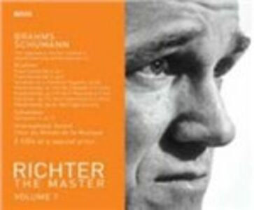 CD Sonate n.1, n.2 - Variazione su un tema di Paganini - Ballata - Rapsodia - Intermezzo - Capriccio / Fantasia Johannes Brahms , Robert Schumann