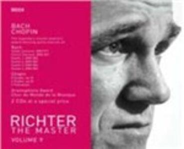 CD Concerto italiano - Partita - 4 Duetti / 10 Studi op.10 - 10 Studi op.25 - Polacche n.1, n.4 Johann Sebastian Bach , Fryderyk Franciszek Chopin