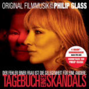 CD Cronaca di Uno Scandalo (Note on a Scandal) (Colonna Sonora) di Philip Glass