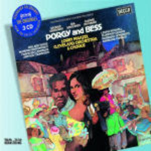 CD Porgy & Bess di George Gershwin
