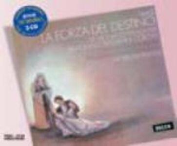 CD La forza del destino di Giuseppe Verdi
